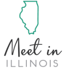 Meet in Illinois Logo